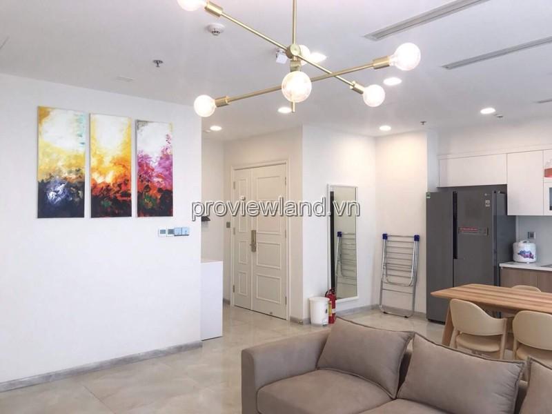 Cho thuê căn hộ 3 phòng ngủ Vinhomes Golden River diện tích 123m2 view sông