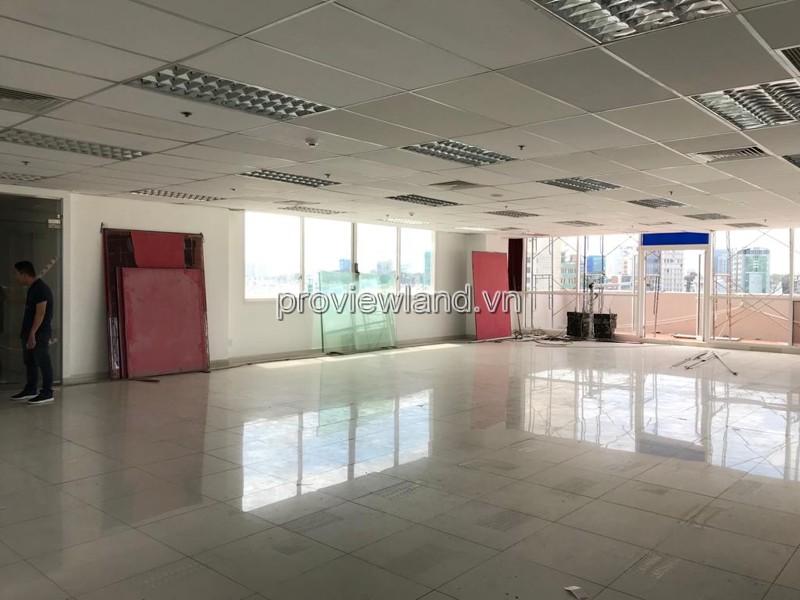 Cho thuê văn phòng Pax Sky Nguyễn Cư Trinh Quận 1 DT 256m2 tầng 7 view Alpha Hill