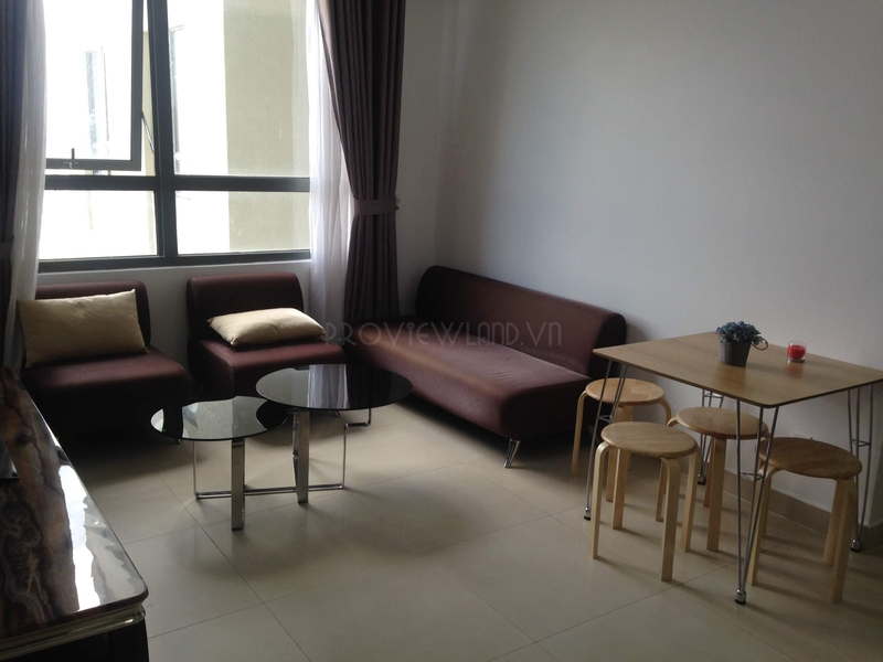 Căn hộ Masteri Thảo Điền tháp T1 cần cho thuê 2 phòng ngủ nội thất cao cấp