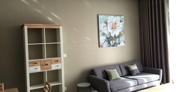 Cho thuê căn hộ view đẹp tại Sarimi Sala với 2 phòng ngủ đầy đủ nội thất