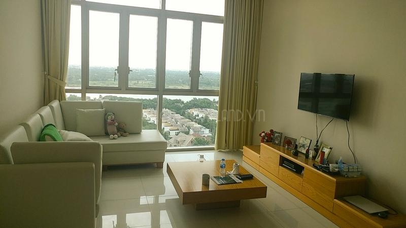 Căn hộ 2 phòng ngủ tại Vista An Phú cần cho thuê đầy đủ nội thất view sông