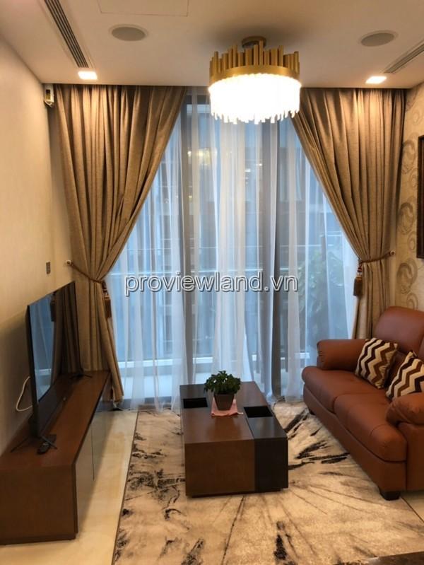 Cho thuê căn hộ Vinhomes Golden River Quận 1 loại 2 phòng ngủ tầng cao