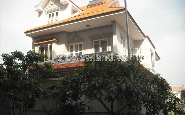 Bán biệt thự tại khu B An Phú An Khánh Quận 2 200m2 1 trệt 2 lầu