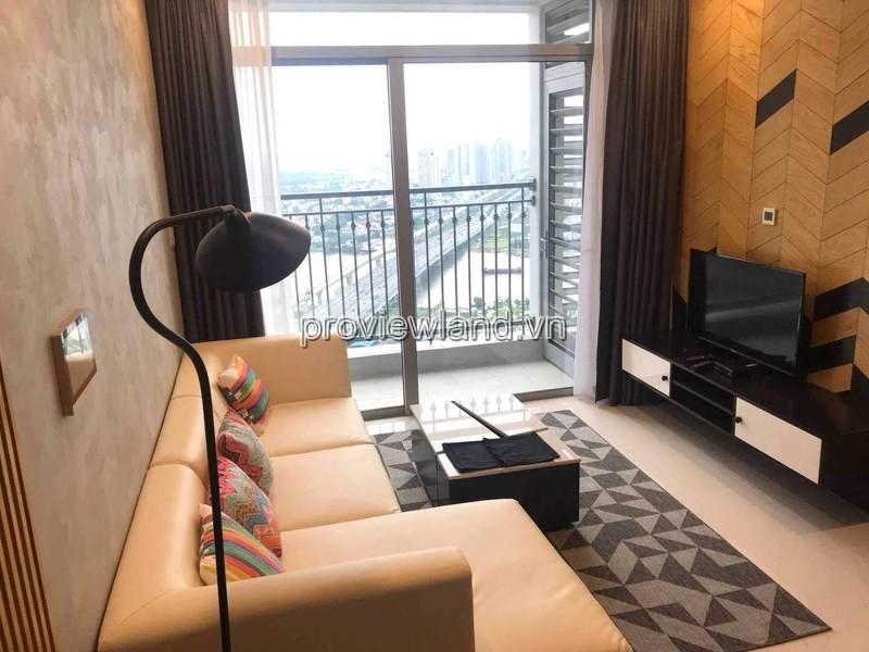 Cần tiền bán nhanh căn hộ Vinhomes Central Park 2 phòng ngủ view sông