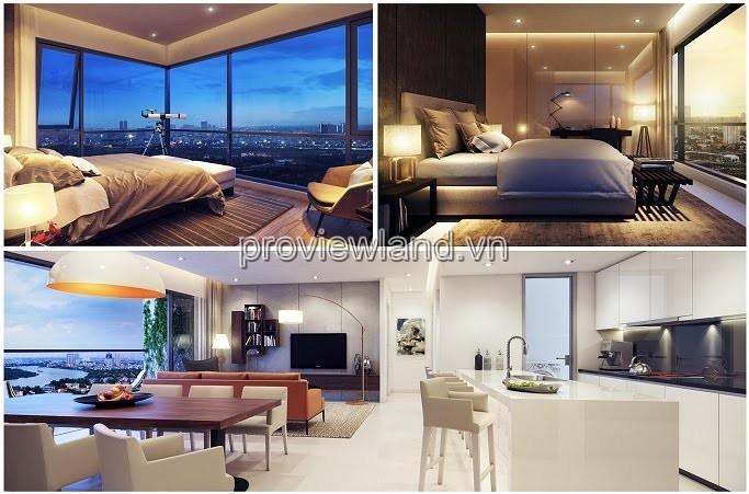 Cần tiền kinh doanh bán nhanh căn hộ 3 phòng ngủ Gateway Quận 2 với 121.49m2