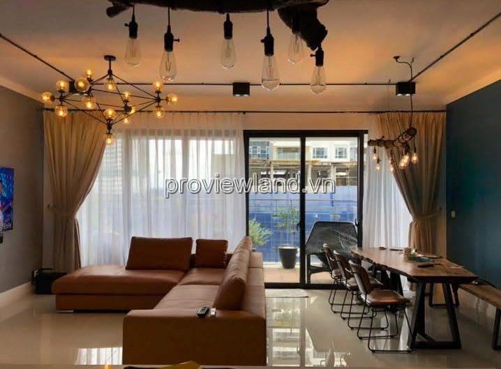 Cần tiền bán gấp căn hộ 3 phòng ngủ 156m2 tầng trung dự án Estella Heights