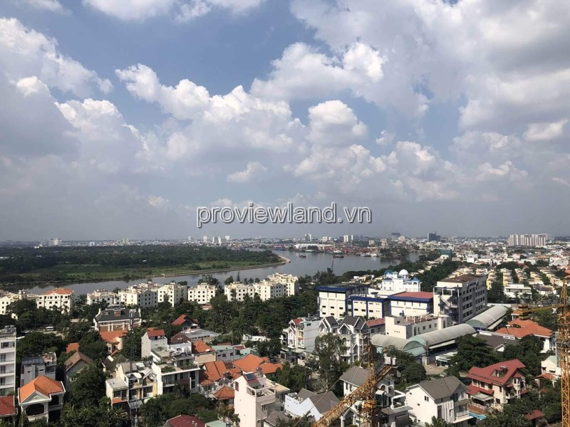 Căn hộ Gateway Thảo Điền bán diện tích 50m2 thiết kế sang trọng