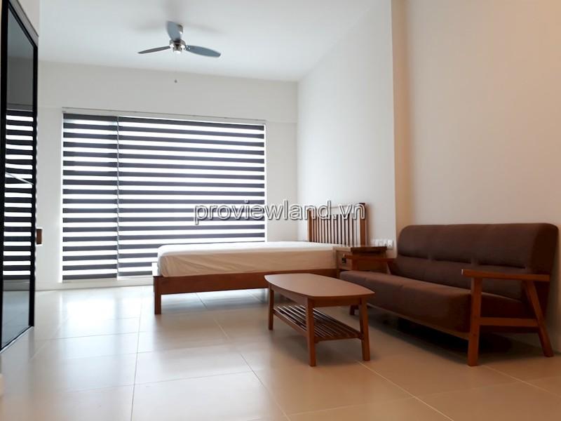 Bán căn hộ Studio Gateway Thảo Điền tầng cao 49m2 1 phòng ngủ