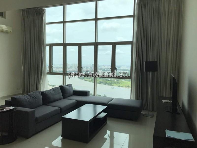 Cần bán gấp căn Penthouse 5 phòng ngủ tại The Vista An Phú đầy đủ nội thất cao cấp