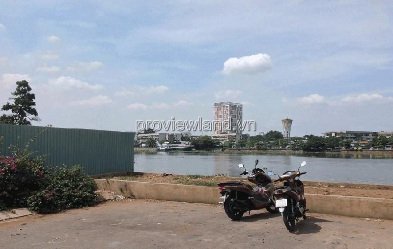 Bán đất bờ sông Sài Gòn Thảo Điền Quận 2 vị trí đẹp khu nhiều biệt thự