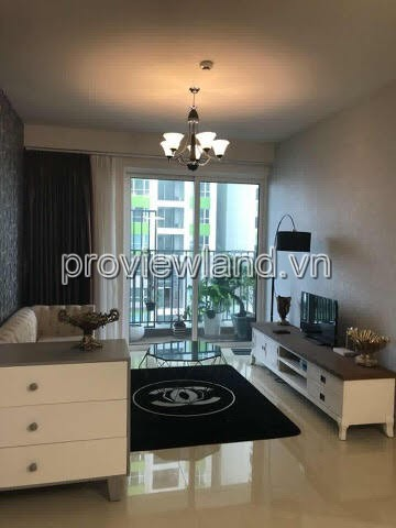 Cho thuê căn hộ 2 phòng ngủ tại Vista Verde tầng cao
