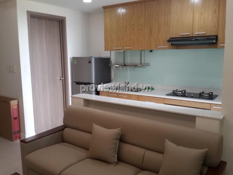 Căn hộ Lexington 1 phòng ngủ 48 m2 tầng thấp đầy đủ nội thất