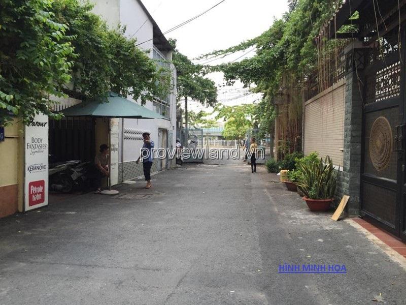 Cho thuê biệt thự Quận 1 Nguyễn Văn Nguyễn 200m2 1 trệt 2 lầu 6PN thích hợp mở văn phòng