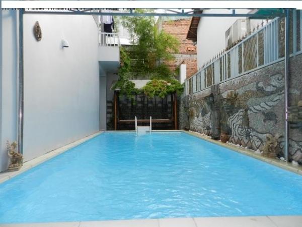Cho thuê biệt thự Thảo Điền Quận 2 hồ bơi và sân vườn nhà đẹp