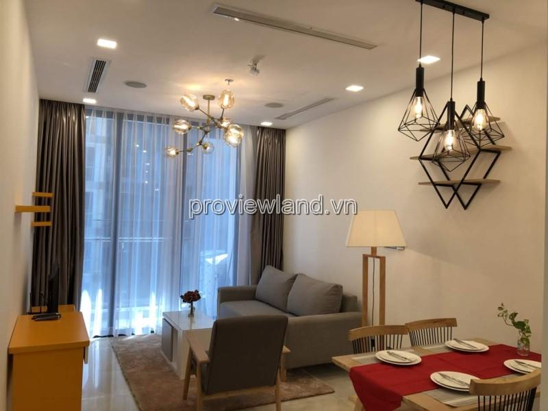 Căn hộ dịch vụ cho thuê tại Vinhomes Golden River 1 phòng ngủ nội thất cao cấp