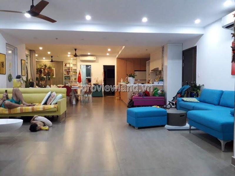 Cho thuê căn hộ ghép tại Tropic Garden 200m2 3 phòng ngủ 1 phòng làm việc