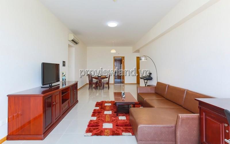 Cho thuê căn hộ Saigon Pearl nội thất xịn 3 phòng ngủ 120m2 tháp Ruby 2