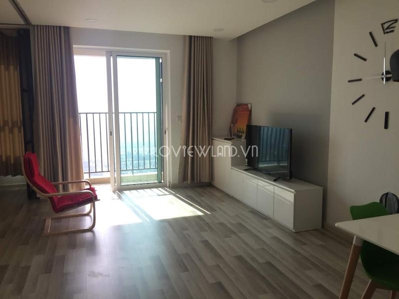 Cho thuê căn hộ Vista Verde 1 phòng ngủ tháp T1 đầy đủ nội thất