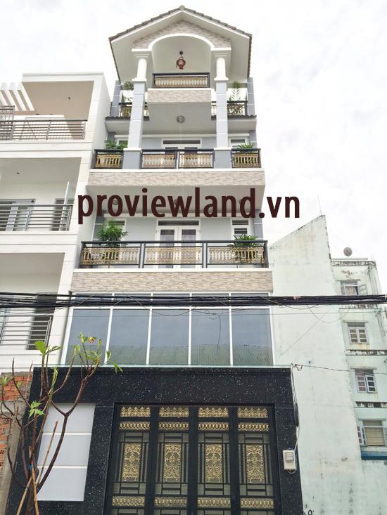 Cần bán gấp căn nhà phố 7m2 x26m2 đường  Võ Văn Tầng khúc Pasteur Quận 3