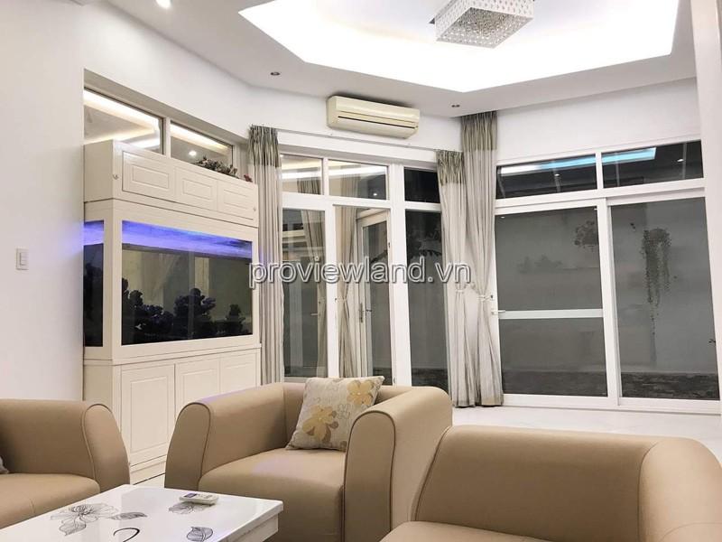 Bán biệt thự Dương Văn An Quận 2 với diện tích 200m2 gồm 5 phòng ngủ nhà đẹp