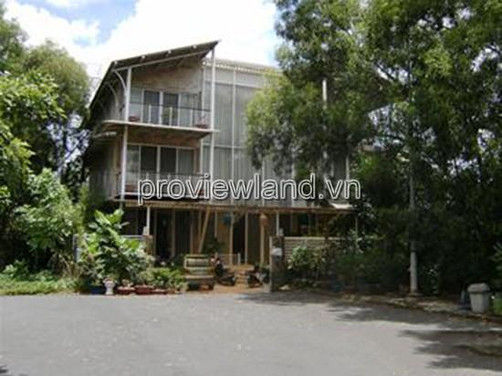 Biệt Thự Quận 2 tại Thảo Điền bán diện tích 18x20m 2 lầu nội thất đầy đủ vị trí đặc địa