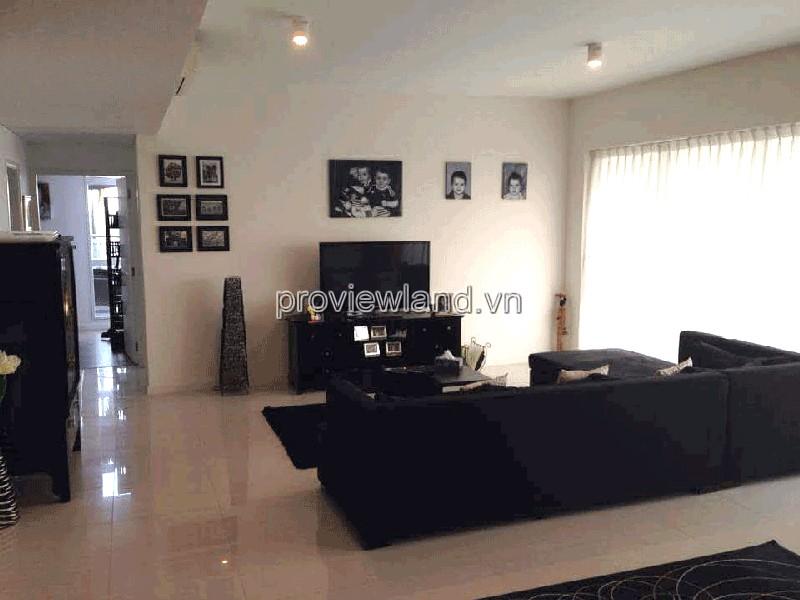 Cần bán nhanh căn hộ 3 phòng ngủ Estella An Phú 192m2 tầng thấp