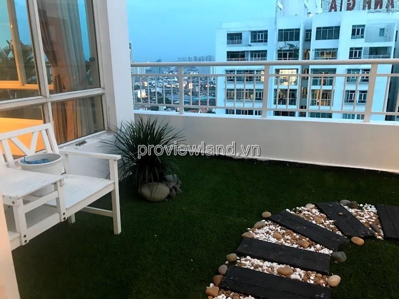 Căn Penthuose Hoàng Anh River View bán tầng 250m2 gồm 5 phòng ngủ