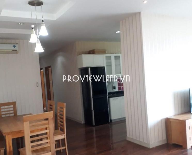 Căn hộ Fideco Riverview cho thuê 3 phòng ngủ giá tốt tại Thảo Điền