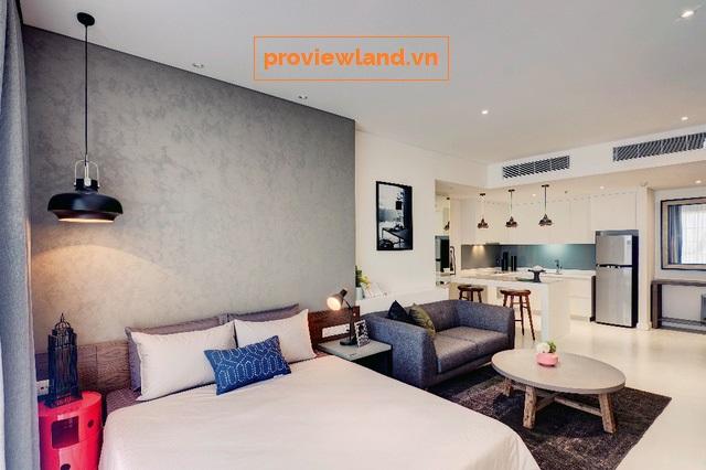 Cần bán căn hộ tầng cao view đẹp tại Gateway Thảo Điền với 2 phòng ngủ