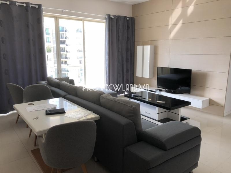 The Estella căn hộ cho thuê 2 phòng ngủ rộng view đẹp tại Quận 2