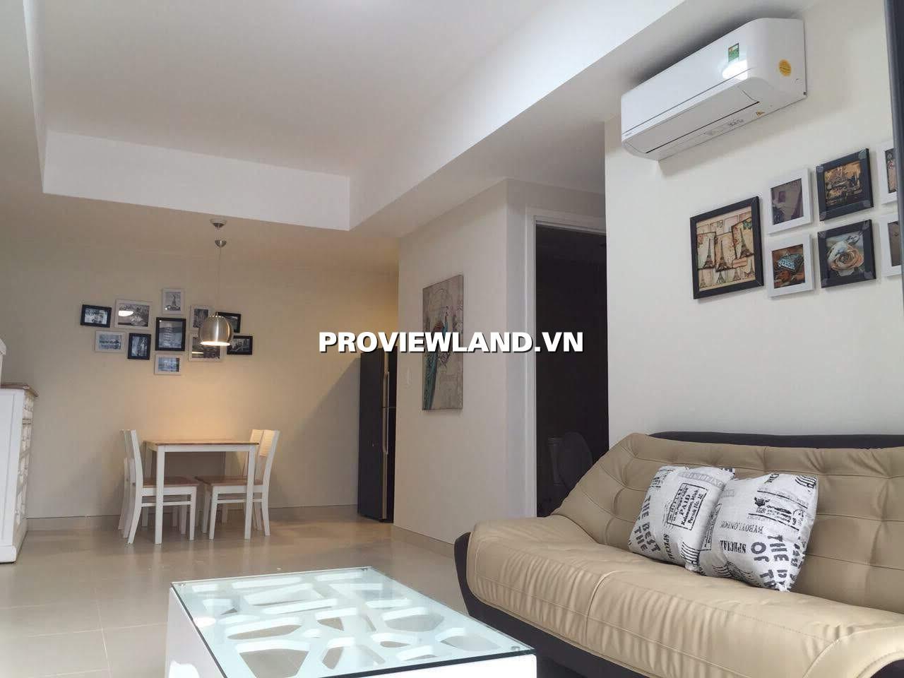 Cần cho thuê căn hộ Masteri Thảo Điền Quận 2 65m2 2PN tầng 10