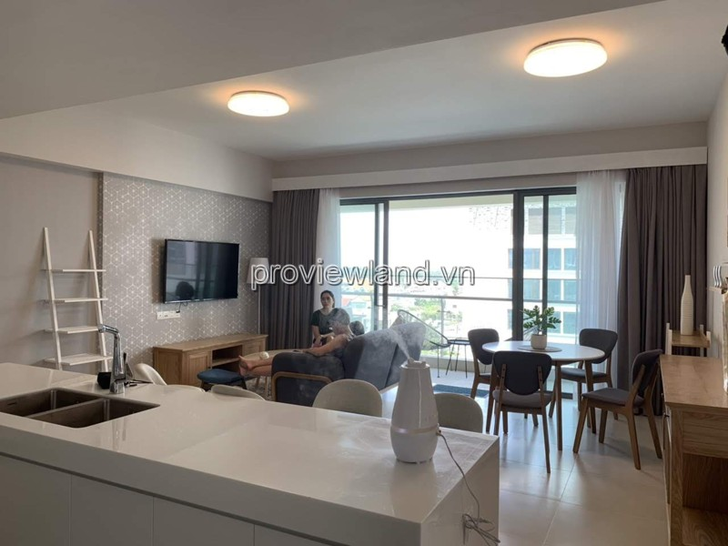 Căn hộ 98m2 2 phòng ngủ tại Gateway Quận 2 cần cho thuê full nội thất