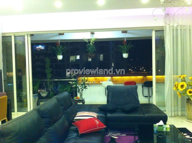 Cho thuê căn hộ với nội thất cực kỳ cao cấp 171m2 3PN tại Estella An Phú
