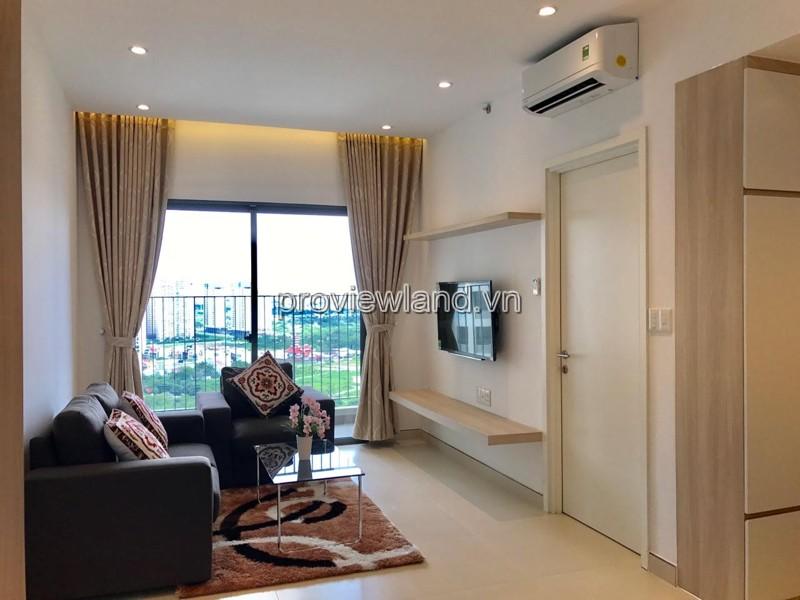 Cho thuê căn hộ Masteri Thảo Điền 2PN tầng cao view thành phố đầy đủ nội thất