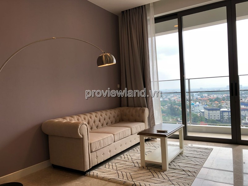 The Nassim căn hộ cho thuê 2 phòng ngủ tầng 17 GIÁ TỐT