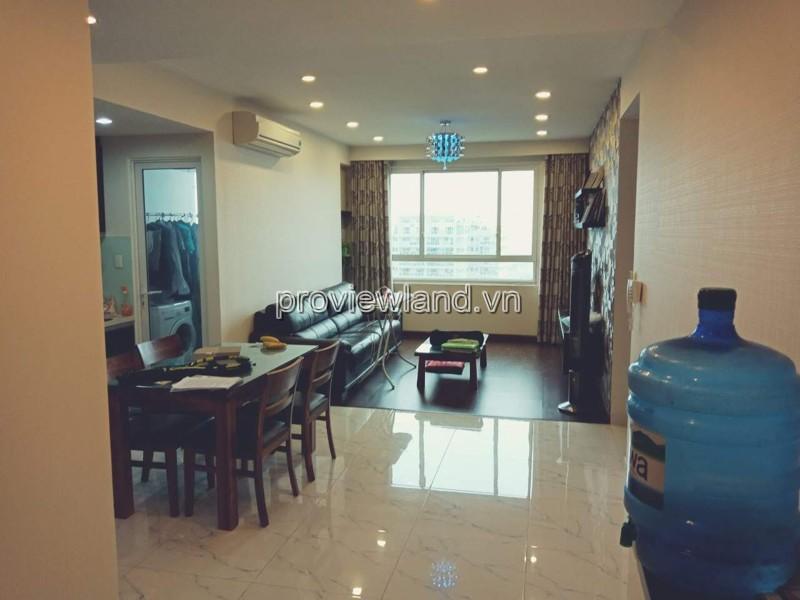 Cho thuê căn hộ dịch vụ Tropic Garden Quận 2 2 phòng ngủ view đẹp