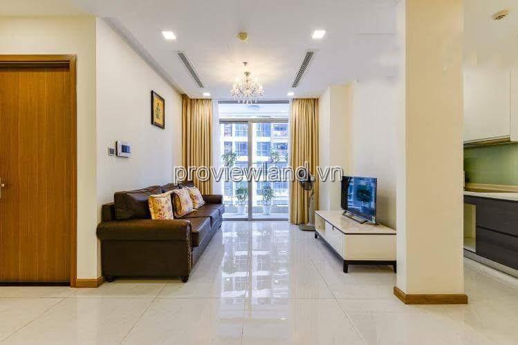 Cho thuê ngắn hạng căn hộ cao cấp Vinhome Centarl Park 3 PN