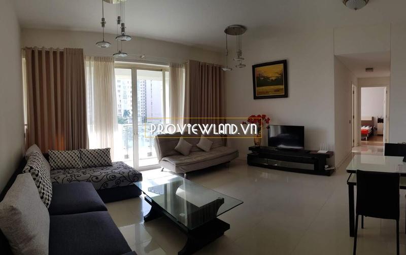 Căn hộ 2 phòng ngủ tầng thấp cần cho thuê tại The Estella An Phú