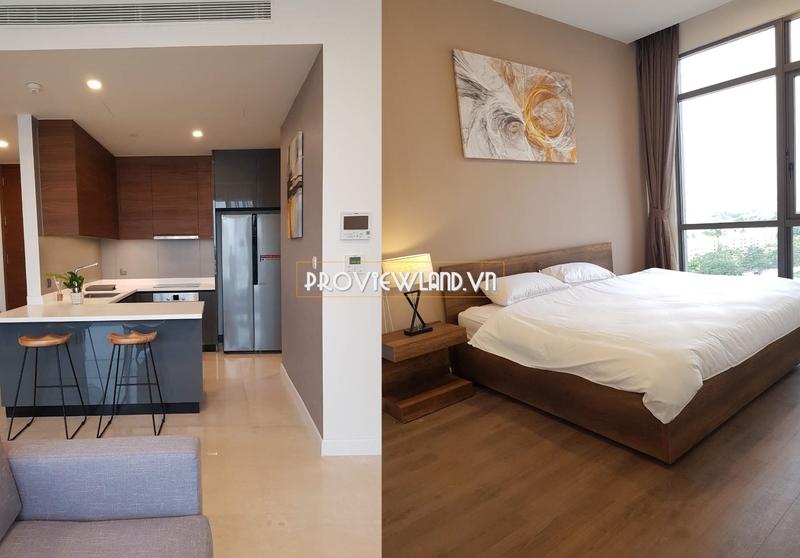 Cho thuê căn hộ mới tại The Nassim Thảo Điền nội thất cao cấp