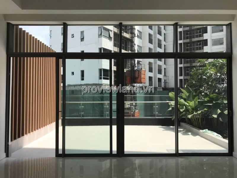 Bán căn Duplex Gateway Thảo Điền nhà mới toanh 181m2 4 phòng ngủ