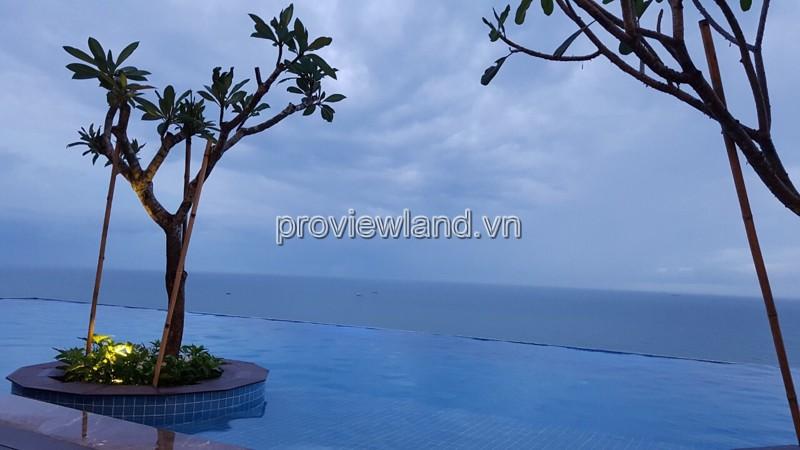 Bán khách sạn 4 sao mặt biển Thùy Vân Vũng Tàu diện tích đất 4530m2