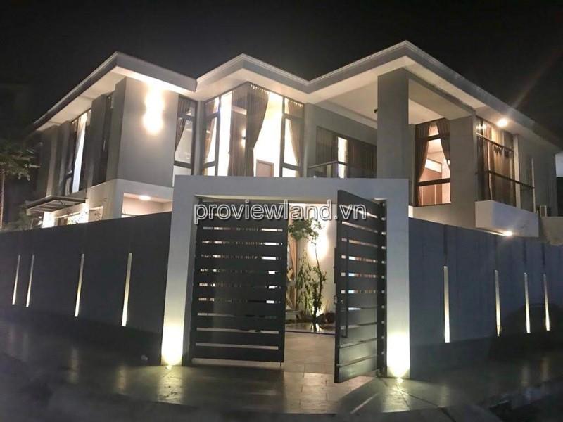 Bán nhà 212m2 sổ hồng mặt tiền đường Trần Não Quận 2
