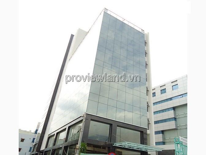 Bán tòa nhà văn phòng Phú Nhuận mặt tiền Phan Đăng Lưu 12.5mx22m 7 tầng