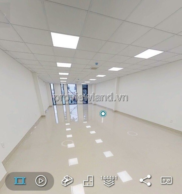 Bán tòa văn phòng mặt tiền Trần Quang Khải Quận 1 6.5mx23m 6 tầng