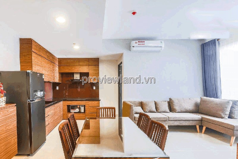 Cho thuê căn hộ 2 phòng ngủ 68m2 view đẹp tại Masteri Thảo Điền Quận 2