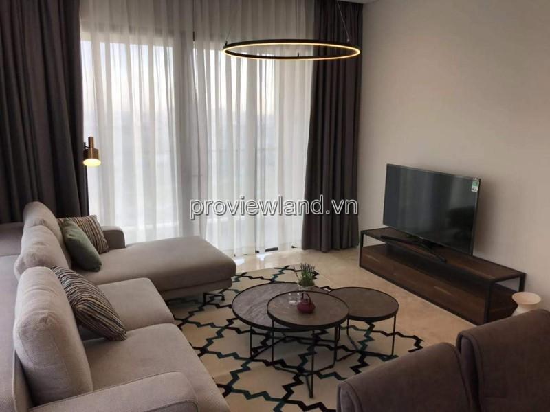Cho thuê căn hộ Diamond Island Quận 2 117m2 3 phòng ngủ nội thất đầy đủ