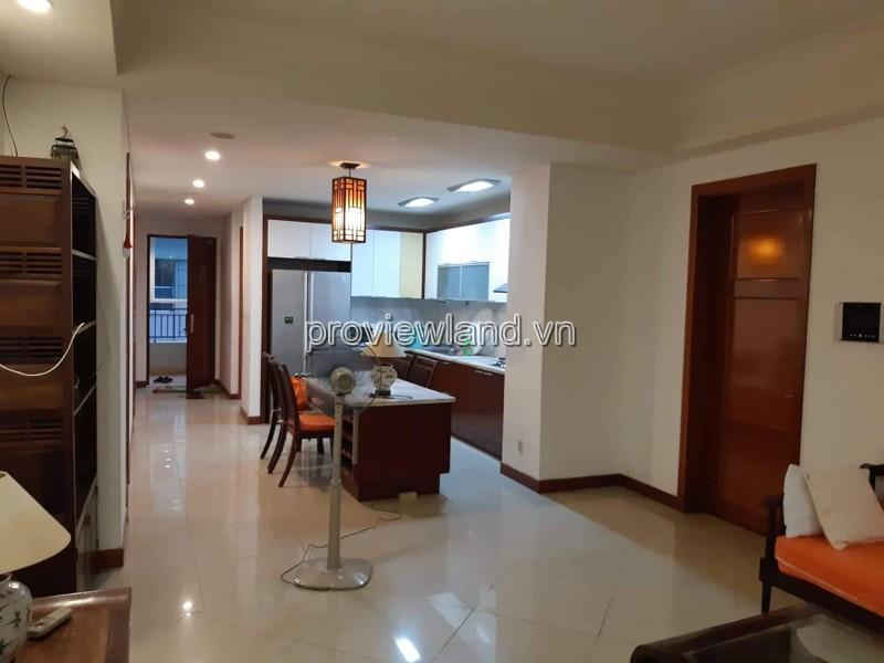 Cho thuê gấp căn hộ The Manor 3 phòng ngủ tầng thấp nội thất cao cấp