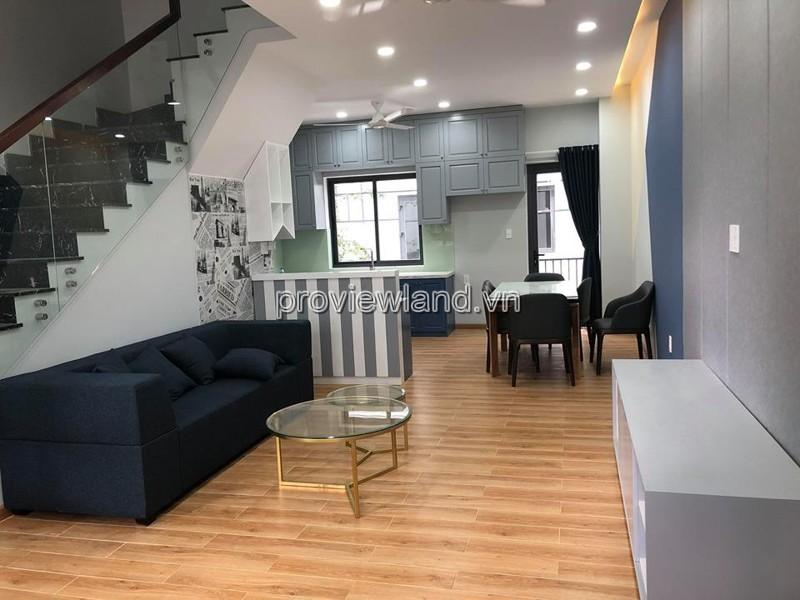 Cho thuê nhà phố nguyên căn khu vực River Park quận 9 3 phòng ngủ 2 tầng
