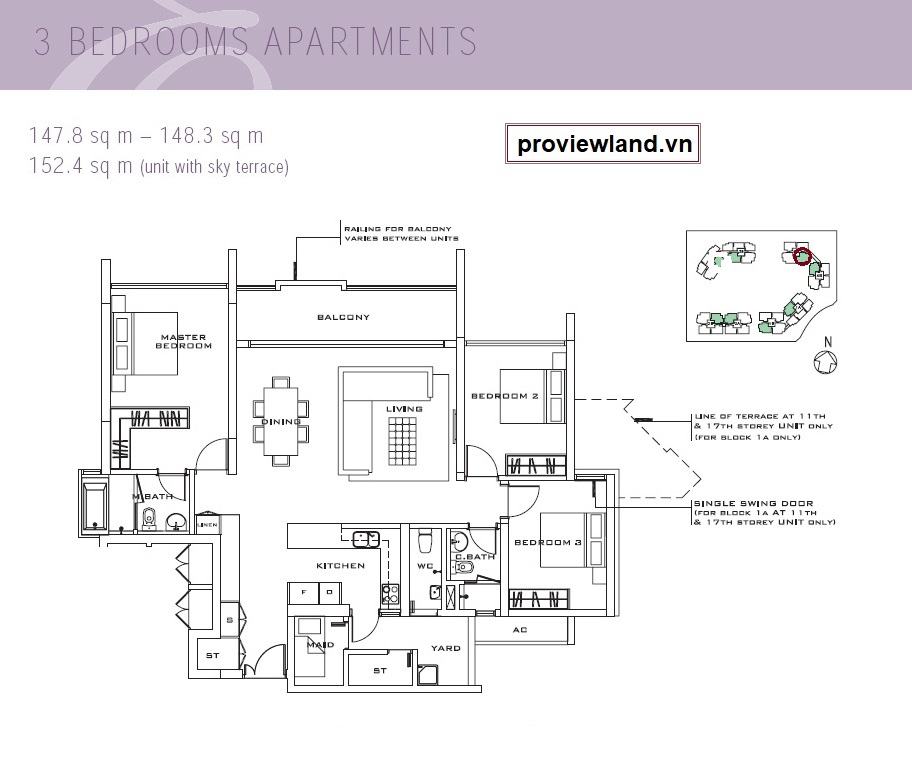 the-estella-apartment-for-rent-3beds-4atower-proview2101-07