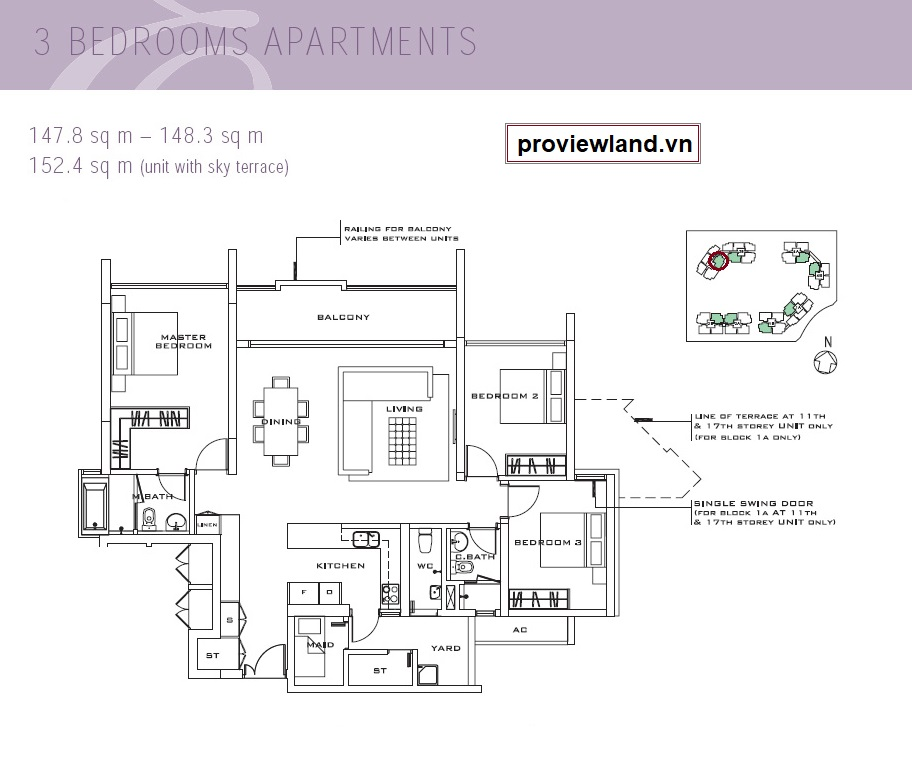 the-estella-apartment-for-rent-3beds-proview2101-08